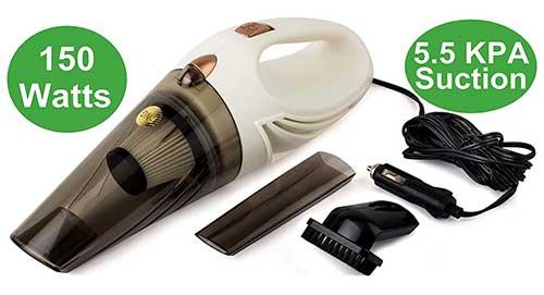 Best RNG EKO Green Car Vacuum Cleaner India 2020