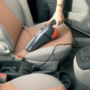 Powerful Black and Decker vacuum cleaner for car India 2021