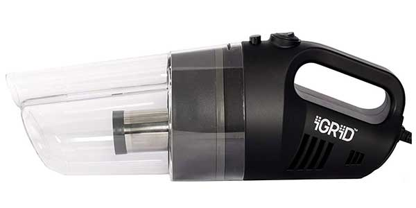 iGRiD Car Vacuum Cleaner with Stainless Steel HEPA Filter India 2020