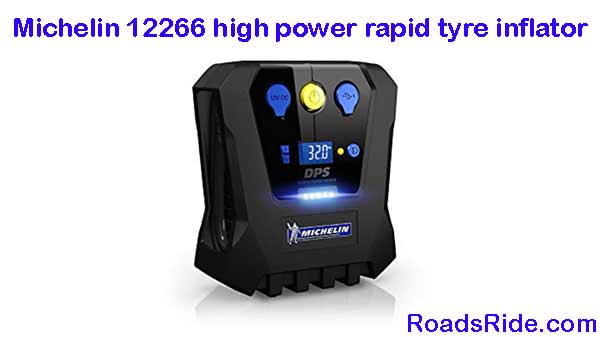 Read more about the article Best Michelin 12266 high power rapid tyre inflator 2021 India
