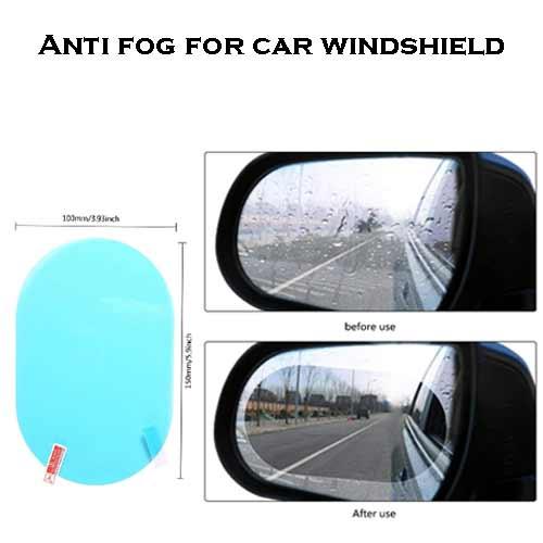 GS- Anti fog film for car