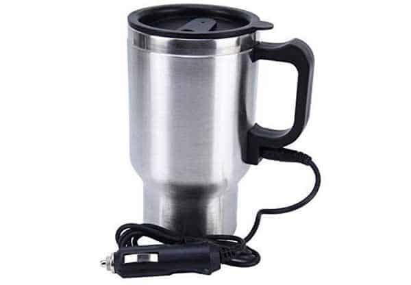 Electric Smart Mug 12-volt kettle for car