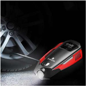 RNG Eco green tyre inflator- Multifunctional LED Light