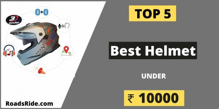Read more about the article Which is the best helmet under ₹10000 in India? RoadsRide.com