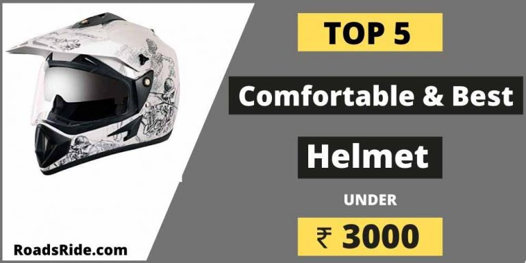 Read more about the article Comfortable and the best helmet under 3000 in India (According to your budget)