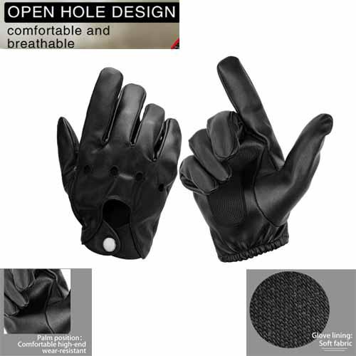 Best men's leather gloves for winter