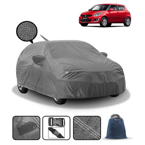 Best swift car cover with antenna pocket