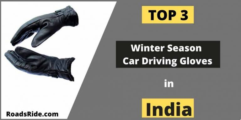 Full safety for winter season car driving gloves in India Jan. 2021