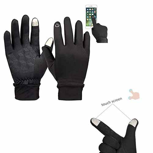 Handcuffs touchscreen gloves in India