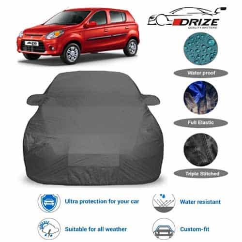 Maruti alto 800 waterproof cover