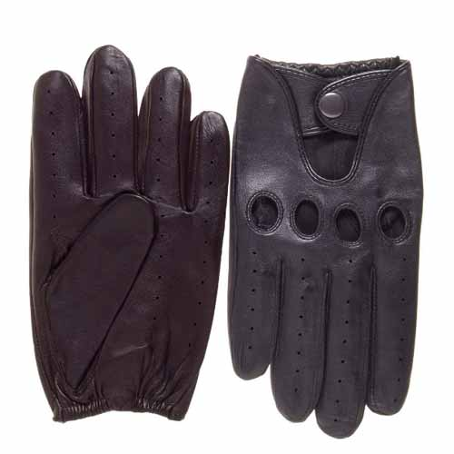 Pratt and hart leather driving gloves