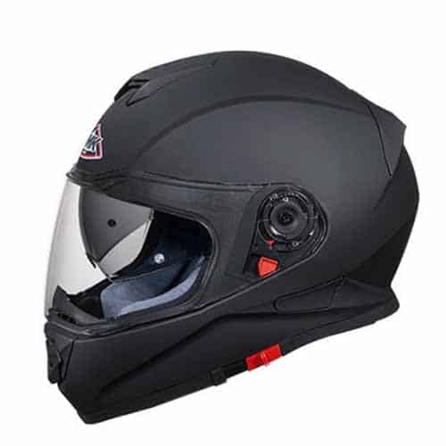 SMK MA200 twister Pinlock fitted full face helmet