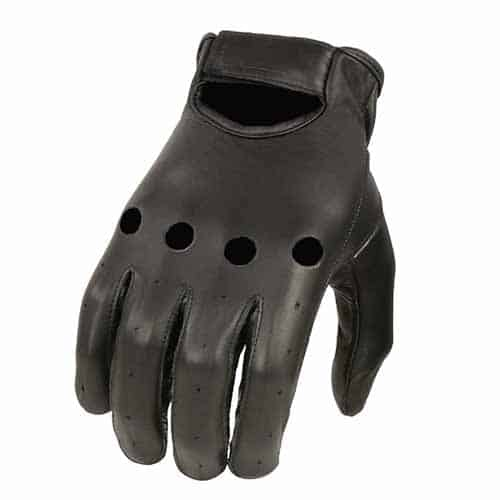 Shaf International Mens Basic Driving Gloves