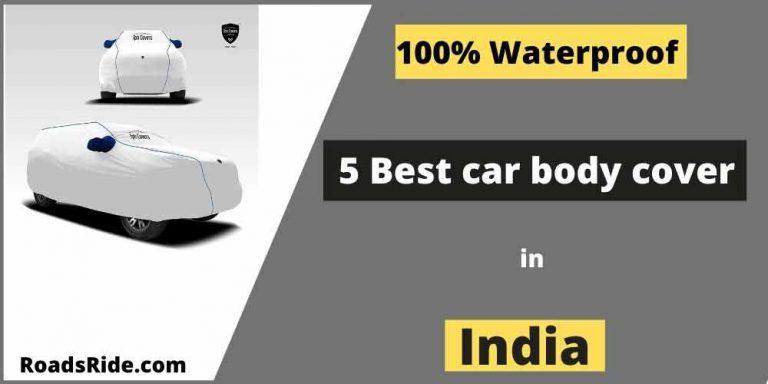 100% Waterproof: 5 Best car body cover in India (Jan. 2021)