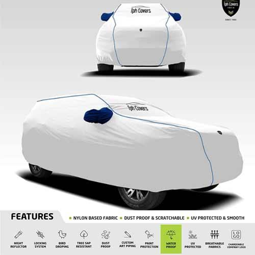 tph car cover for Hyundai Creta