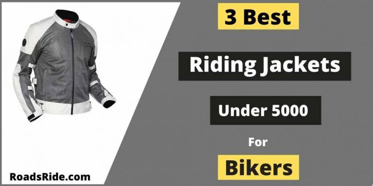 Read more about the article 3 Best Riding jackets under 5000 for bikers in India