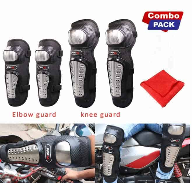 best knee and elbow guard for bikers