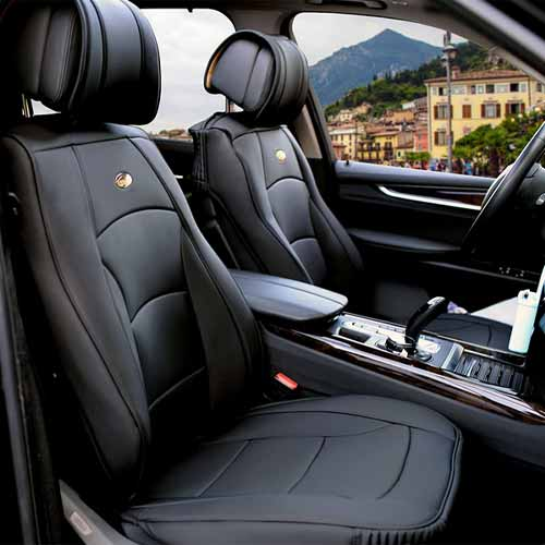 FH Group Leatherette Seat covers - Roadsride