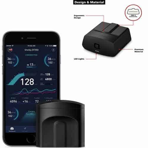 Nonda ZUS Smart Vehicle Health Monitor by roadsride