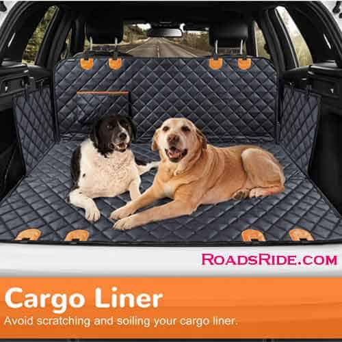 URPOWER Dog car Seat Cover by Roadsride