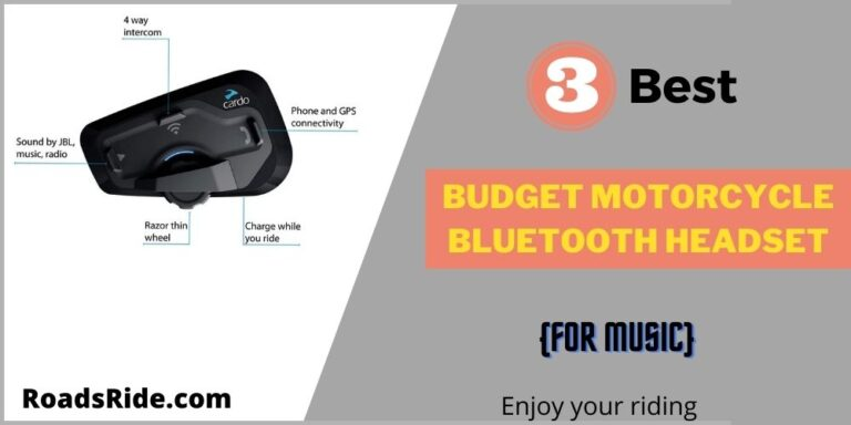 Read more about the article 3 Best budget motorcycle Bluetooth headset for music- Enjoy your ride