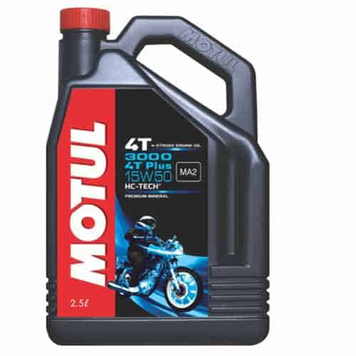 Guide about Motul 3000 4t plus 15w50 for royal Enfield engine oil