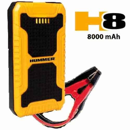 Hummer Jump Starter H8 price in India