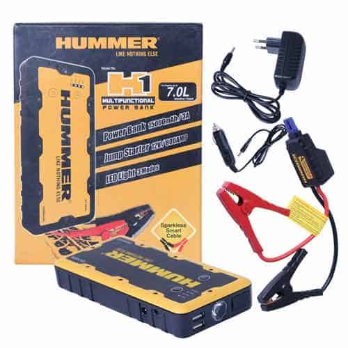 hummer h1 jump starter price in India