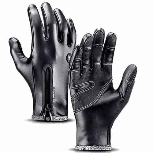 Licogel Hiking Thermal Running Climbing Waterproof hand gloves