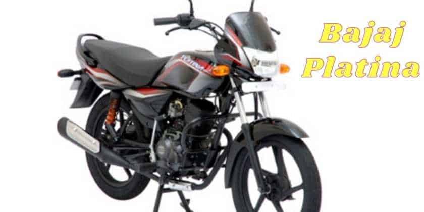 Bajaj Platina: Best mileage commuter bike in India