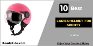 Read more about the article Ladies helmet for scooty: Increase your safety while riding scooty