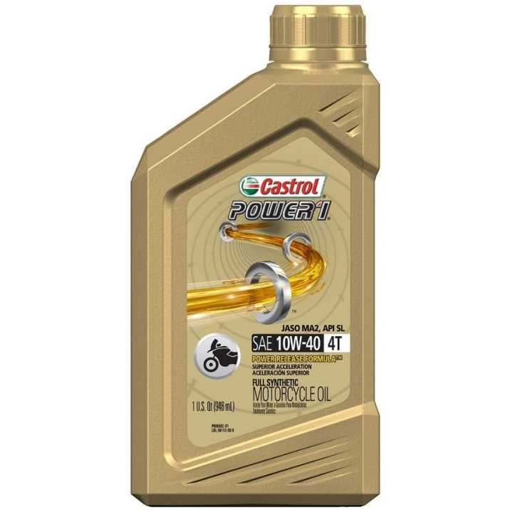 Motorcycle Engine oil by RoadsRide