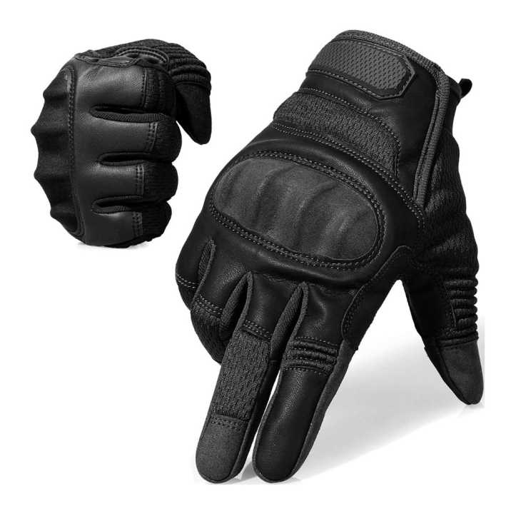 Motorcycle Gloves by RoadsRide