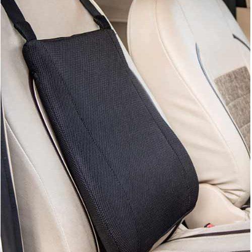 ergonomic back support for the car (Memory Foam Cushion)